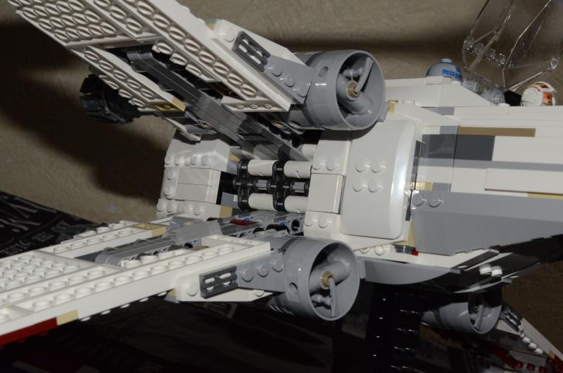 LEGO STAR WARS - 10240 - Red Five X-Wing Starfighter UCS _dsc8886