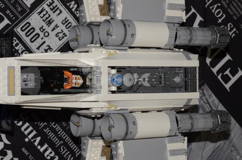 LEGO STAR WARS - 10240 - Red Five X-Wing Starfighter UCS _dsc8887