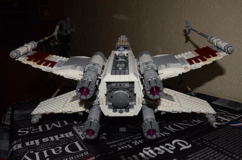 LEGO STAR WARS - 10240 - Red Five X-Wing Starfighter UCS _dsc8888