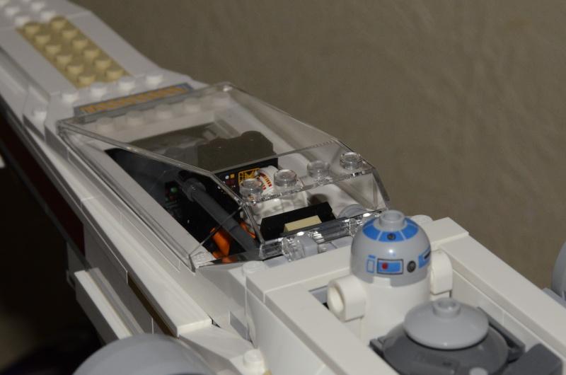 LEGO STAR WARS - 10240 - Red Five X-Wing Starfighter UCS _dsc8891