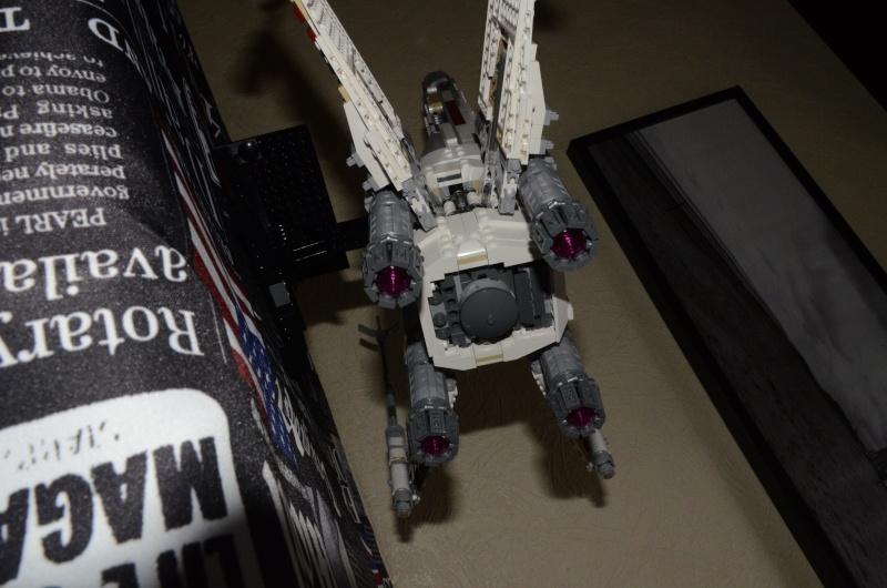 LEGO STAR WARS - 10240 - Red Five X-Wing Starfighter UCS _dsc8892