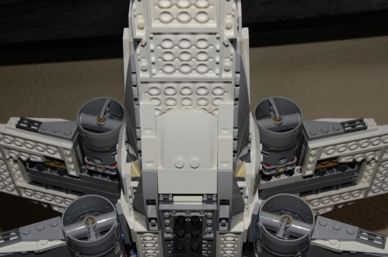 LEGO STAR WARS - 10240 - Red Five X-Wing Starfighter UCS _dsc8895
