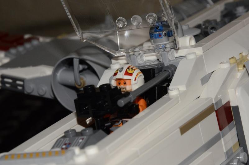 LEGO STAR WARS - 10240 - Red Five X-Wing Starfighter UCS _dsc8896