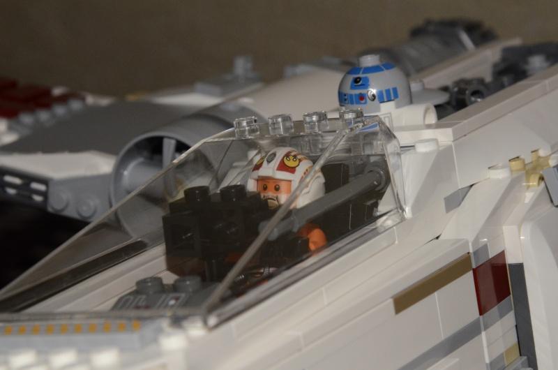 LEGO STAR WARS - 10240 - Red Five X-Wing Starfighter UCS _dsc8897