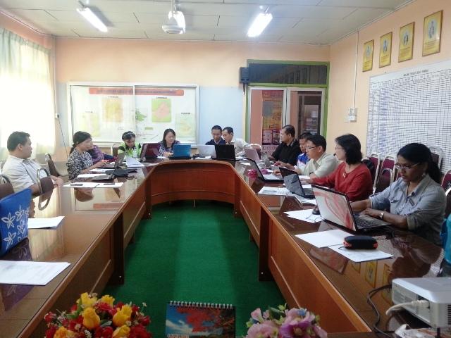 Bengkel Kreativiti ICT Dalam P&P Guru2 Cemerlang Daerah Keningau -11mei2013 Z13