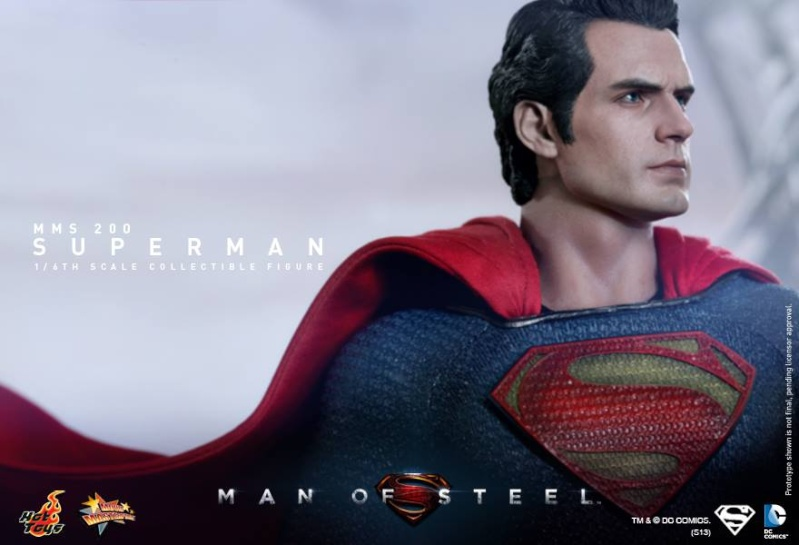 MMS200 : Man of steel - Superman 10105010