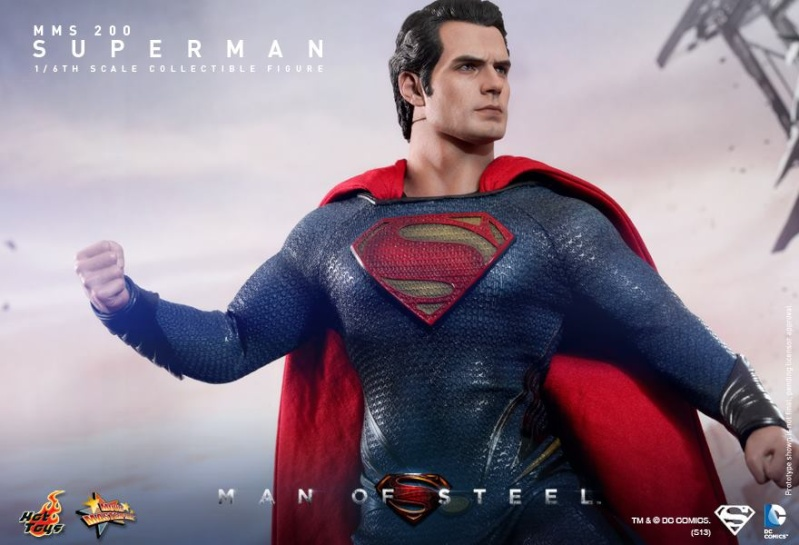 MMS200 : Man of steel - Superman 93672410