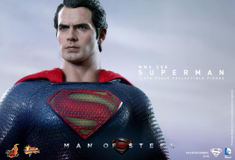MMS200 : Man of steel - Superman 94204610