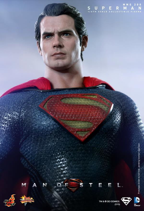 MMS200 : Man of steel - Superman 94642610