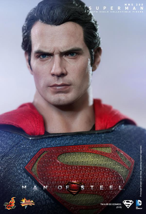 MMS200 : Man of steel - Superman 96972110