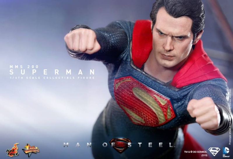 MMS200 : Man of steel - Superman 97049110