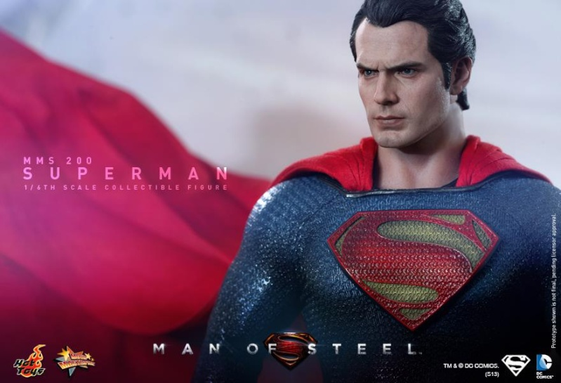 MMS200 : Man of steel - Superman 97175411