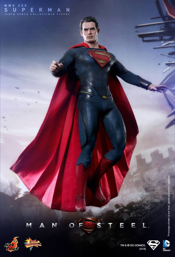 MMS200 : Man of steel - Superman 99685611