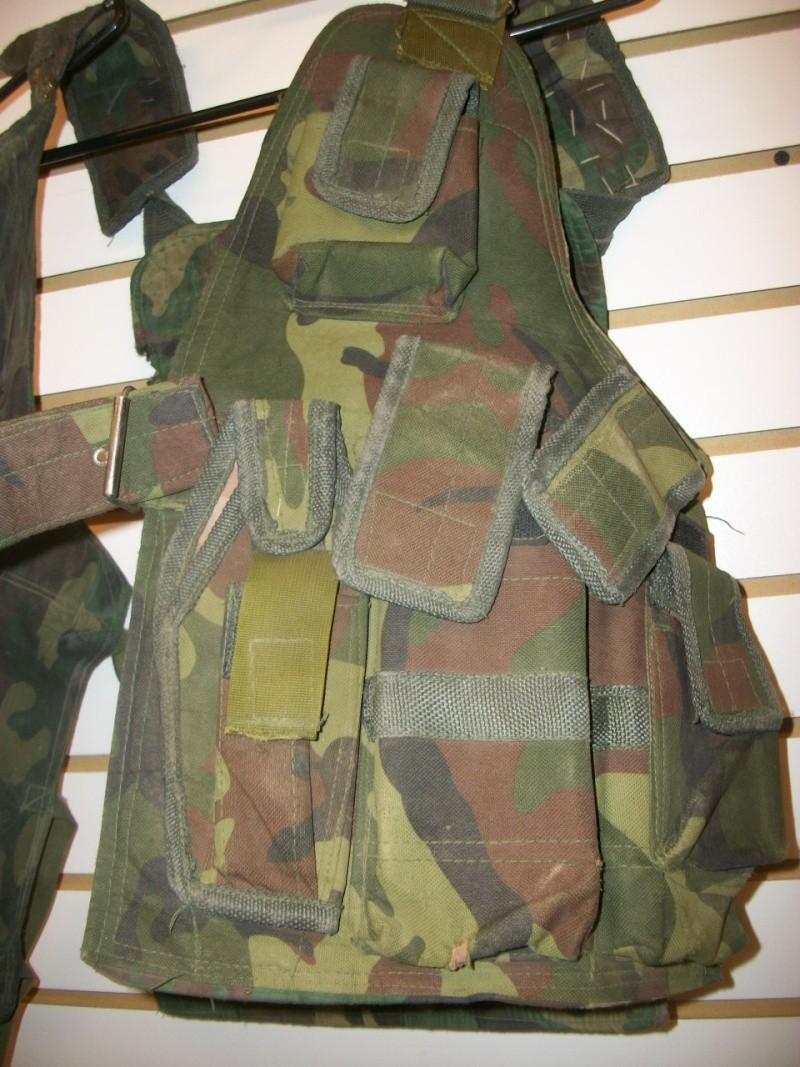 Taliban Tactical Vest  * Captured Bring-Back 100_6419