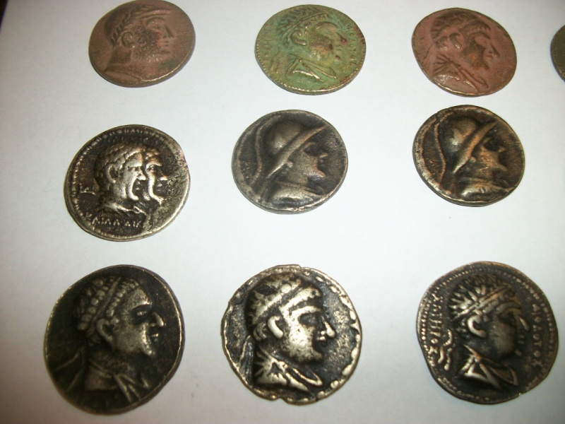 Some coins that were bring-backs from Afghanistan. 100_6711