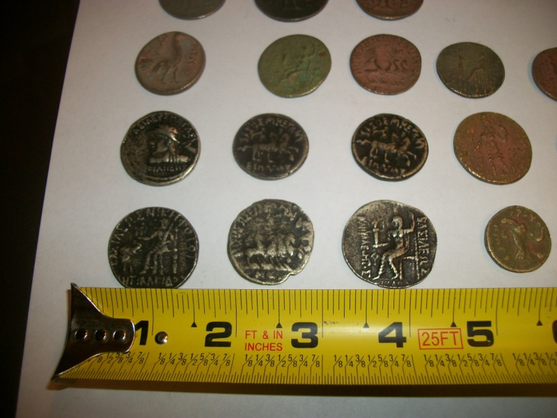 Some coins that were bring-backs from Afghanistan. 100_6715