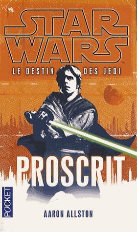 PO117 - Le destin des Jedi 1 - Proscrit (Aaron Allston)  14292910
