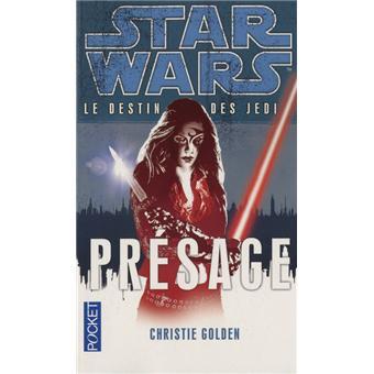 PO118 - Le destin des Jedi 2 - Présage (Christie Golden) 97822610
