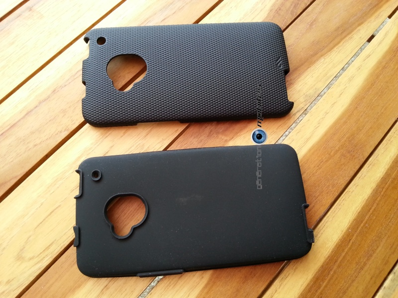 [ORDICA-STORE] Test de la coque CASE MATE HYBRID TOUGH -NOIR pour HTC ONE Case_m12