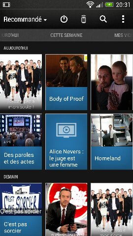 [AVIS] Fonction Sense TV du HTC ONE Htcone10