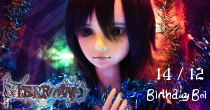 [RD Crystal+others] 14/12 Merrow - Birthday Boi Mrrow710