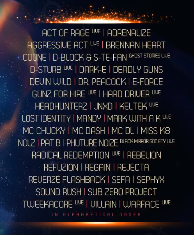REVERZE - 22 Février 2019 - Sportpaleis/Lotto Arena - Anvers - BE Screen16