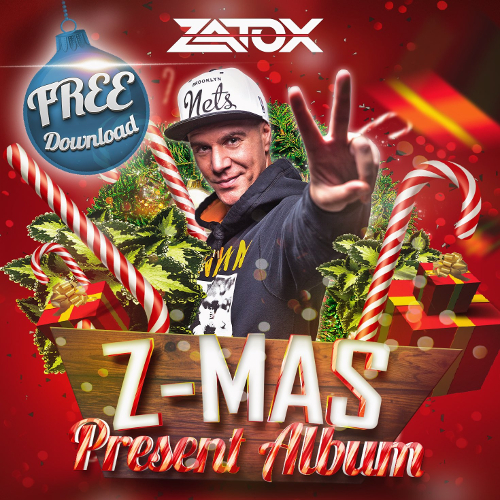Zatox - Z-MAS present album Screen25