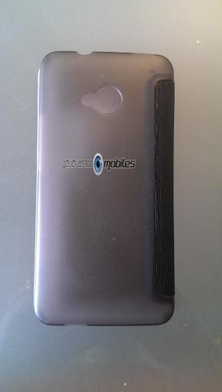 [ORDICA-STORE] Test de l'étui  Folio ultra fin noir - Rock ELEGANT pour HTC One 4imag010