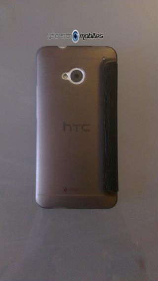 [ORDICA-STORE] Test de l'étui  Folio ultra fin noir - Rock ELEGANT pour HTC One Imag0034
