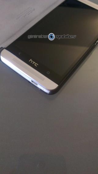 [ORDICA-STORE] Test de l'étui  Folio ultra fin noir - Rock ELEGANT pour HTC One Imag0038