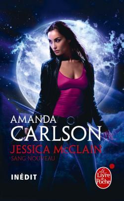 Jessica McClain - Tome 1 : Sang nouveau d'Amanda Carlson 97822510
