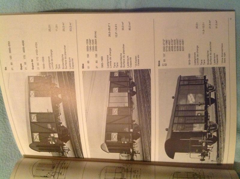 Recherche plans et photos de wagons Image34