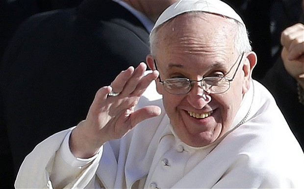 Odds are that Pope Francis 'blew it' in the recent comment on the atheist doing good. The-po10