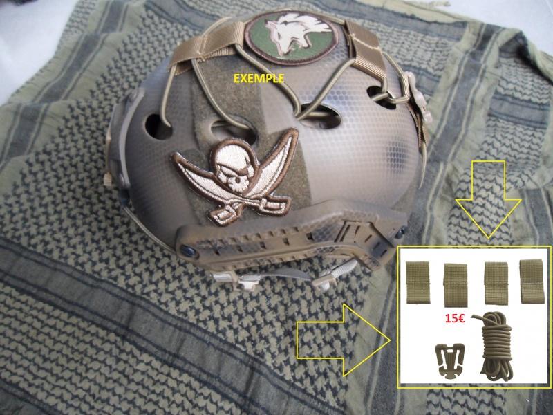 Accessoire pour casque Sam_5916