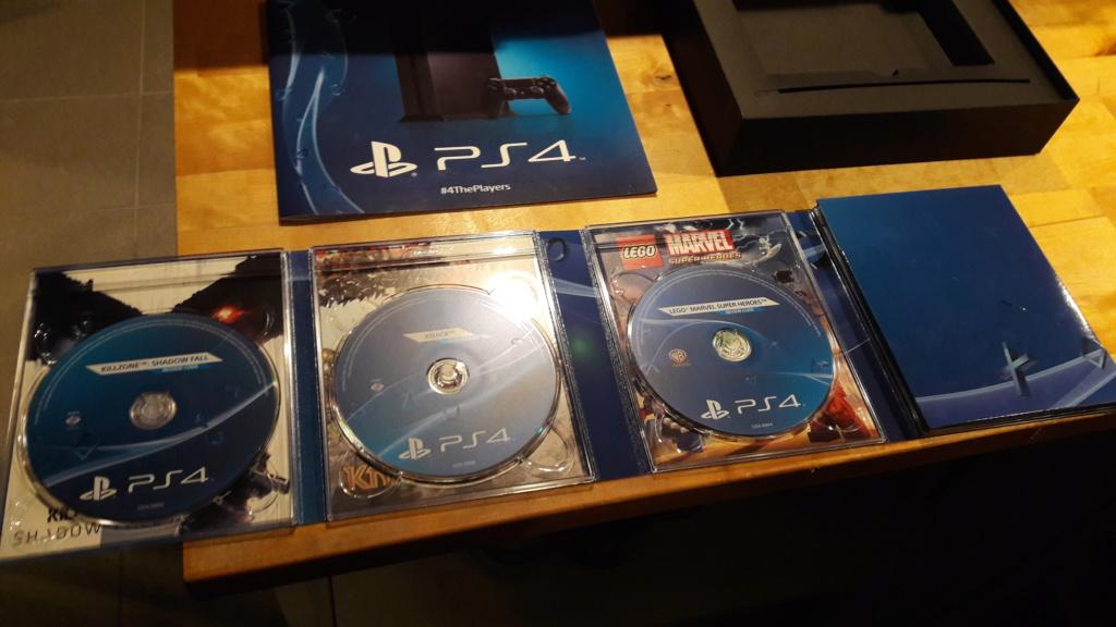 VDS Jeux PS 3, PS 2, consoles, press kit, ... 20171110