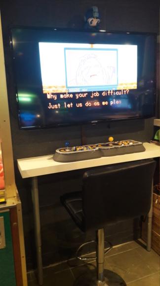 Capcom home arcade ! 20200412