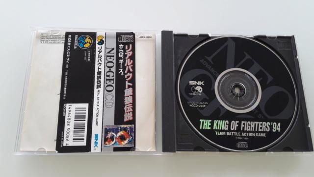 Mes ventes et recherches NEO GEO (AES, CD, bannières, ...) 20200719