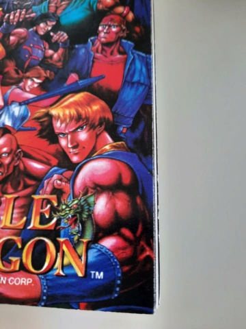 Identification DOUBLE DRAGON AES 22881010