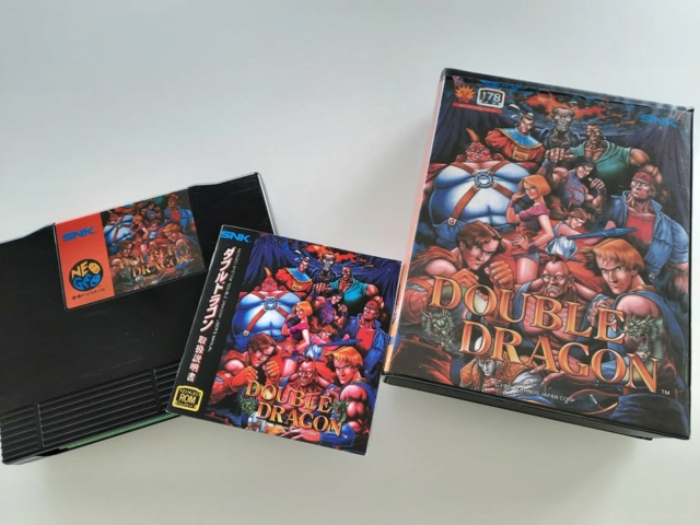 Identification DOUBLE DRAGON AES 22906310
