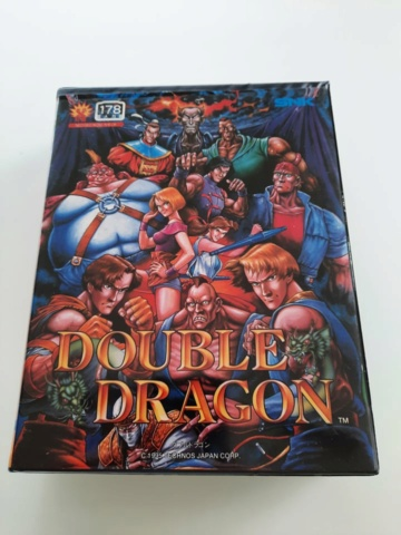Identification DOUBLE DRAGON AES 23614510