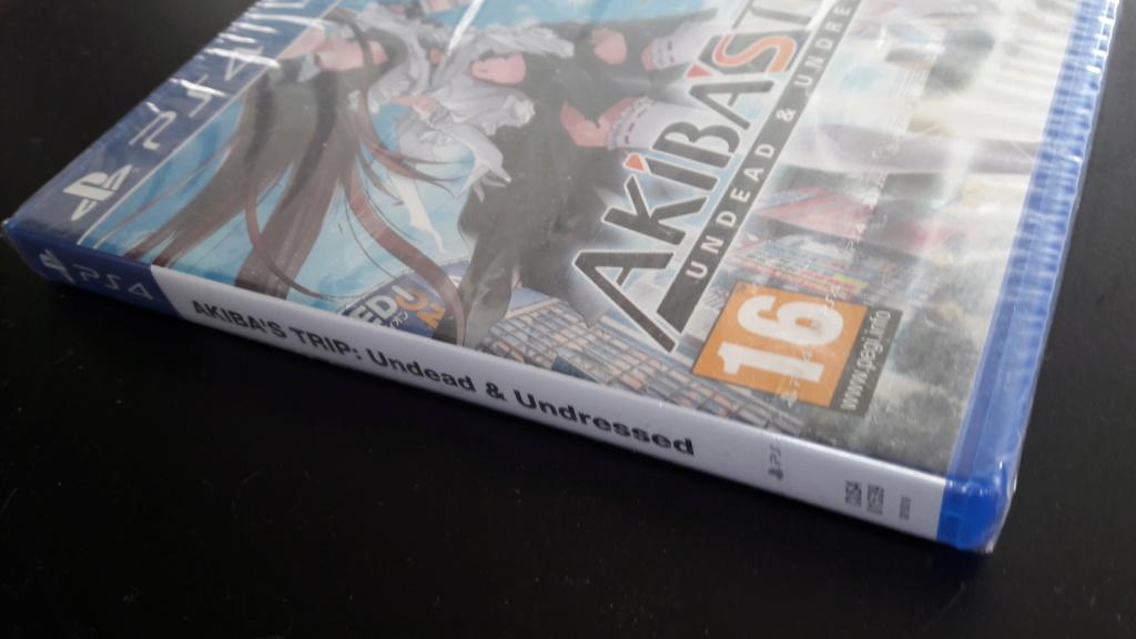 VDS Jeux PS 3, PS 2, consoles, press kit, ... Akiba_10