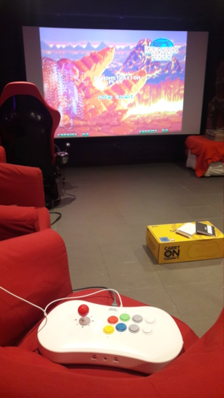 Neo Geo Arcade Stick Pro Asp_sc12