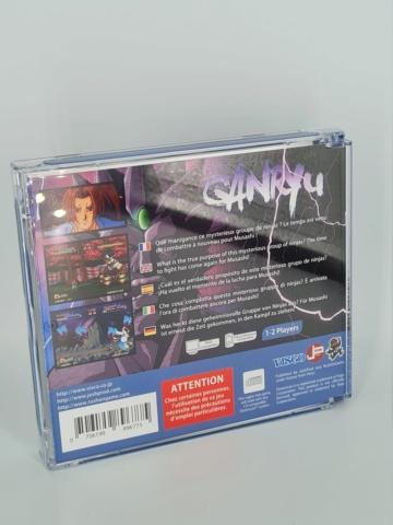 Les jeux Pixelheart au banc d'essai Ganryu12