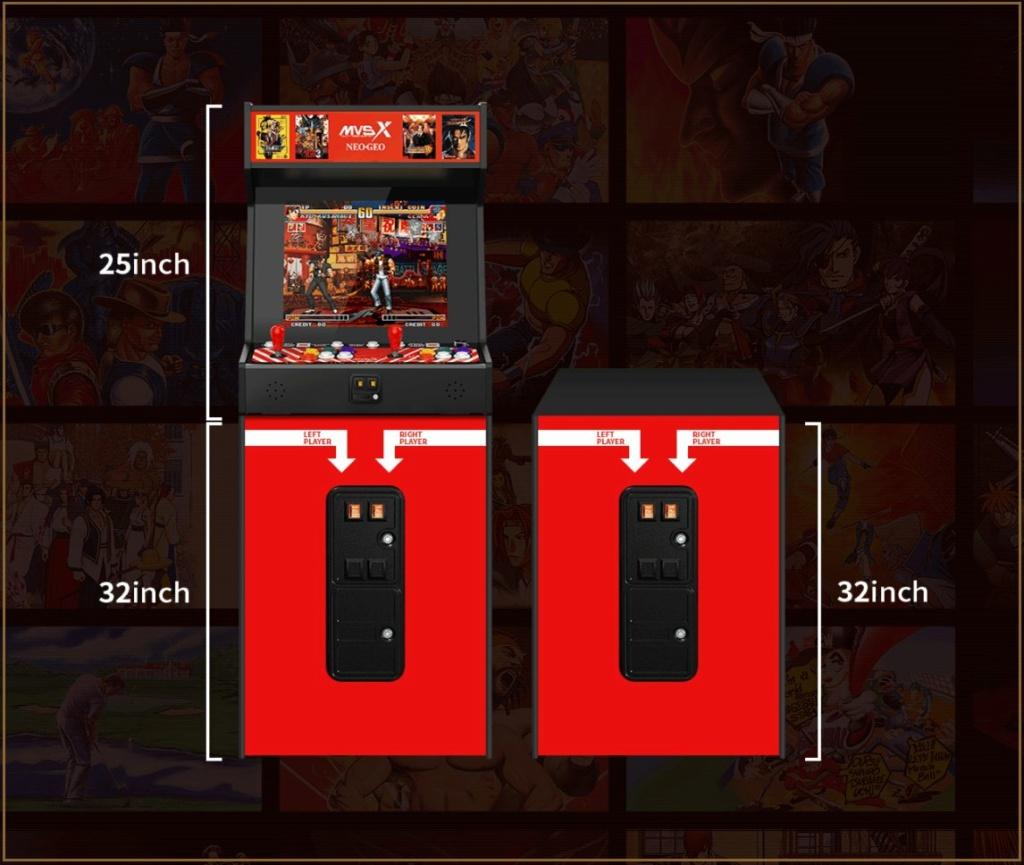 Neo Geo MVS-X  Mvs_x10