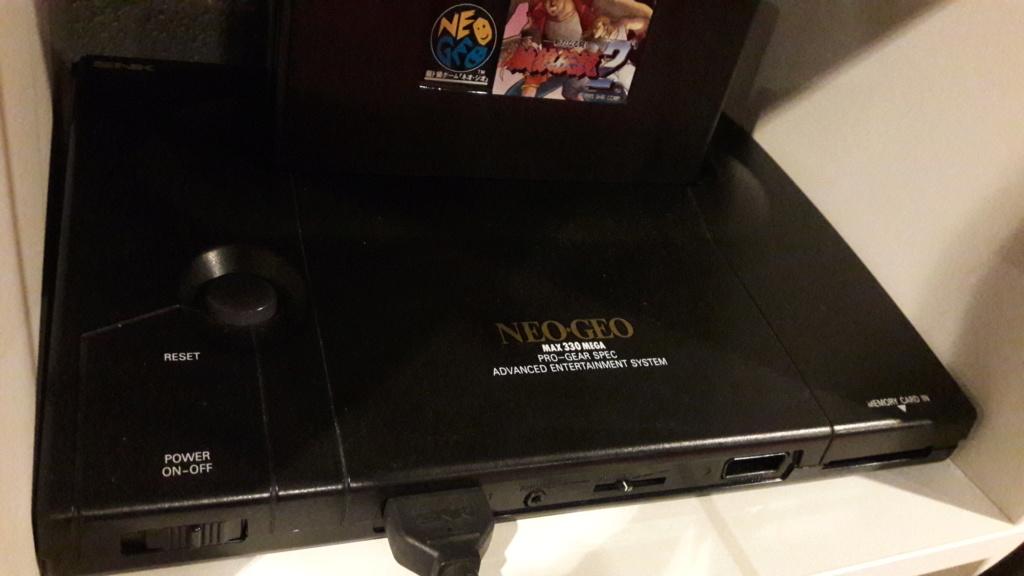 La baby-collection Neo-Geo de Vega Neoaes11