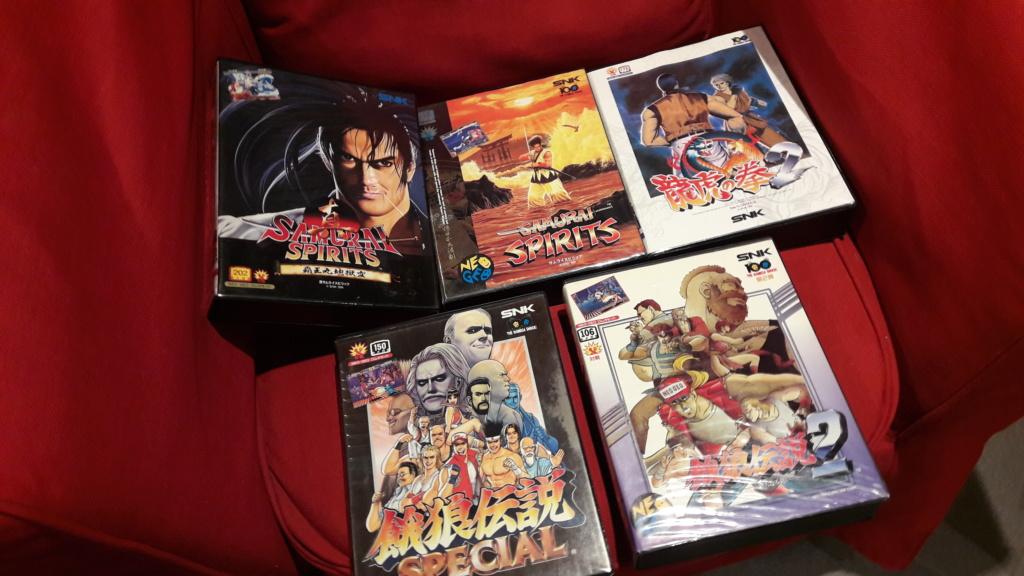 La baby-collection Neo-Geo de Vega Neoaes13