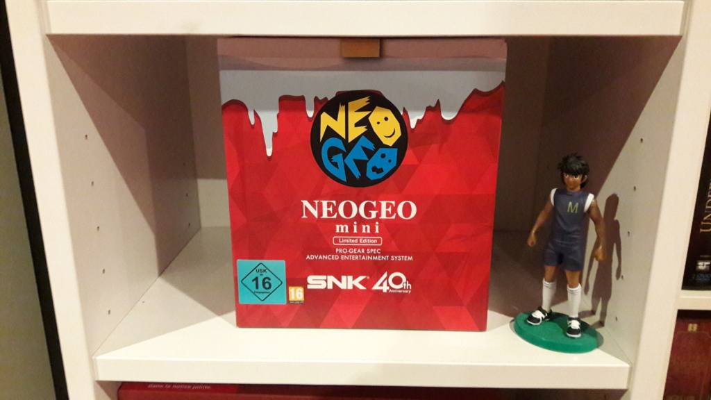 La baby-collection Neo-Geo de Vega Neomin10