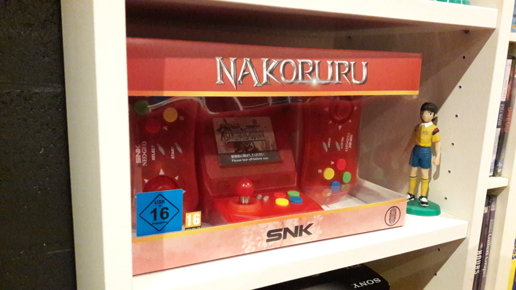 La baby-collection Neo-Geo de Vega Neomin11