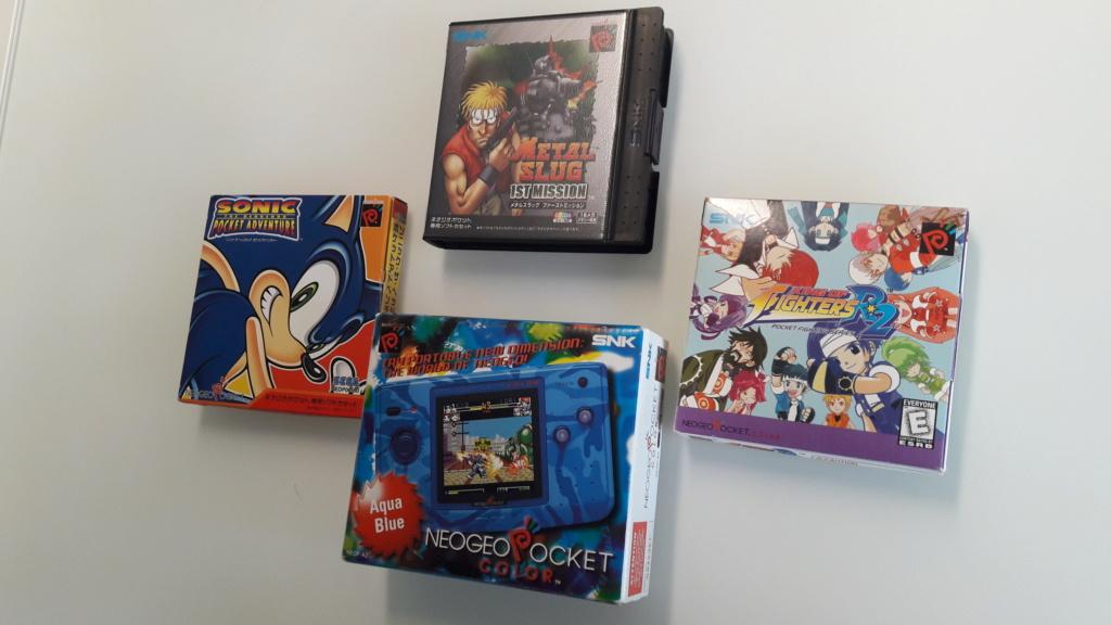 La baby-collection Neo-Geo de Vega Neopoc10