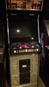 Les bornes d'arcade de Vega :  un jour, une borne! Neorit11